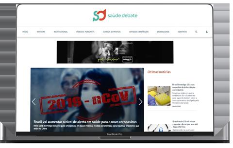 portolio portal de noticias laravel